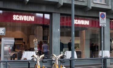 Nuova location milanese per Scavolini