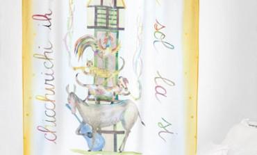 Prima collezione di tende per bambini per Mastro Raphaël