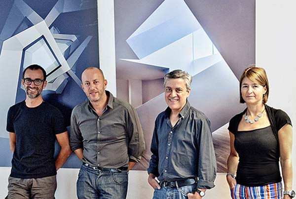 Allo studio Piuarch il premio 'Architetto italiano'