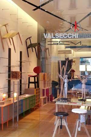Valsecchi 1918 festeggia il primo flagship store