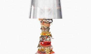 Kartell festeggia i 10 anni della lampada Bourgie
