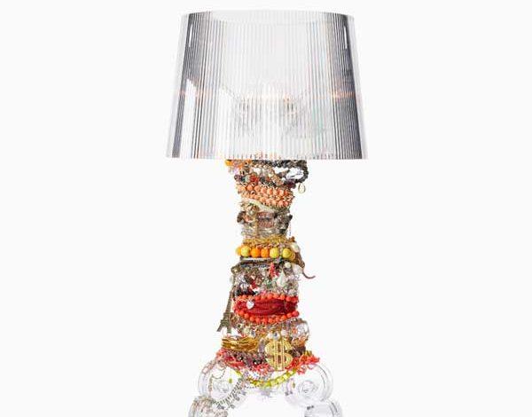 Kartell festeggia i 10 anni della lampada Bourgie ...