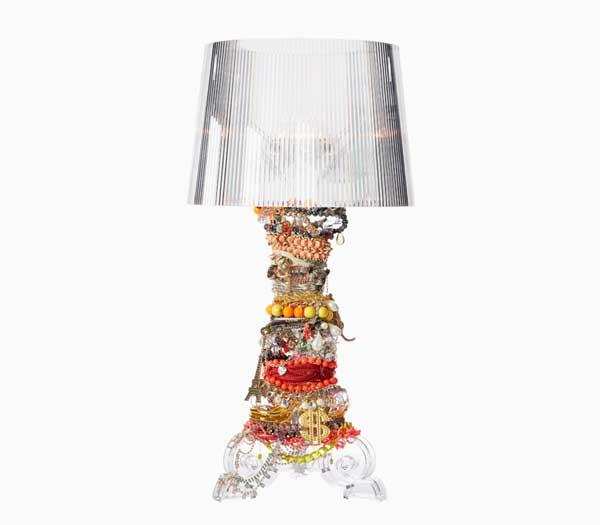 Kartell festeggia i 10 anni della lampada Bourgie | Pambianco Design