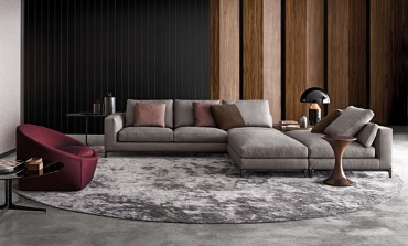 Andersen, le sedute minimal-chic by Minotti Studio
