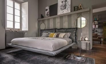 Il letto è reversibile per Arketipo