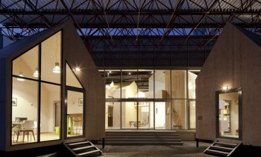 Nido, a Sofia il nuovo showroom progettato da Mirko Tattarini