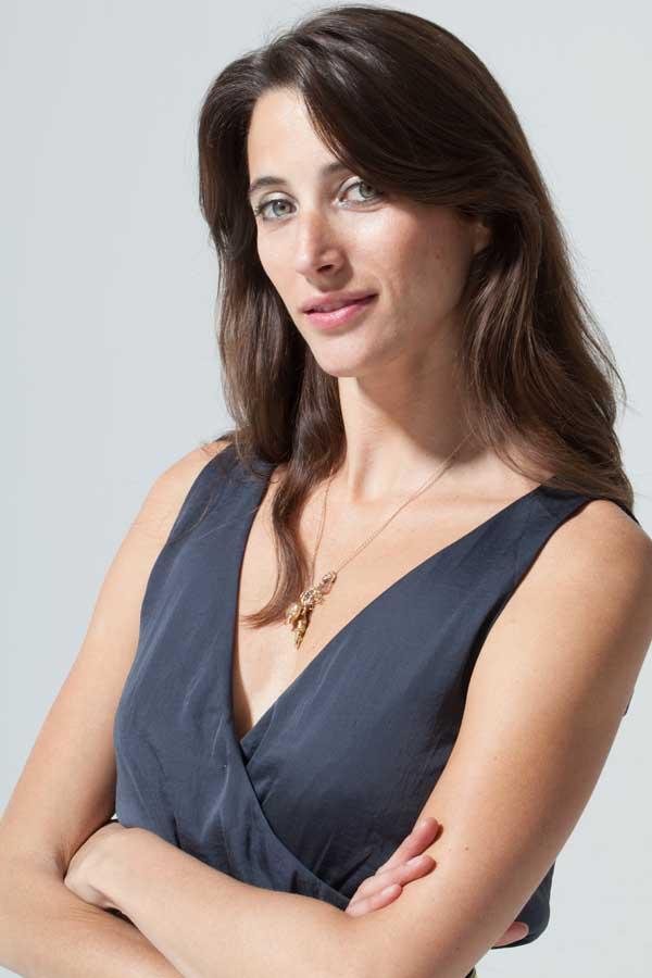 Chloe Macintosh, co-fondatrice e direttore creativo