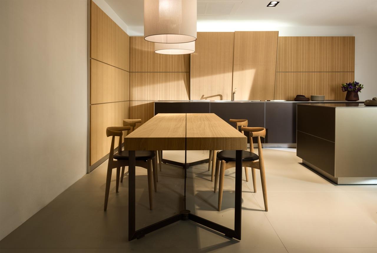 Bulthaup abbatte i confini tra cucina e living | Pambianco Design