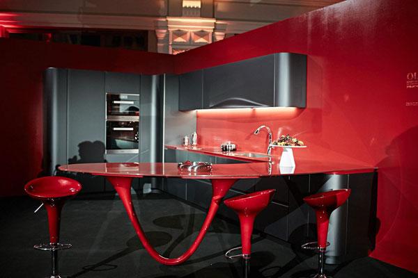 snaidero a mosca con ola 25 by pininfarina pambianco design. Black Bedroom Furniture Sets. Home Design Ideas