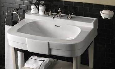 Bogart, déco USA per il nuovo lavabo Devon&Devon