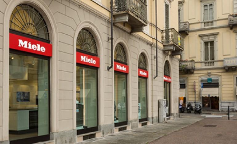 Miele, a Torino il 2° store italiano