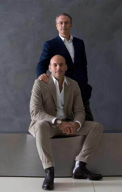Giorgio ed Emanuele Busnelli