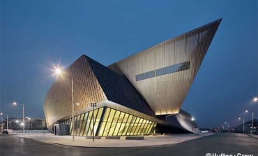 Contract/1: Poltrona Frau con Libeskind per City of Mons