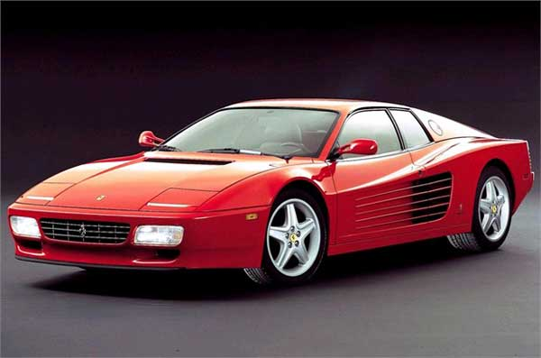 Ferrari Testarossa by Pininfarina