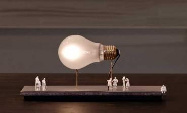 Con Ingo Maurer l'idea si fà luce