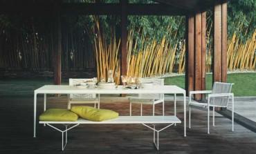 Designer internazionali per l'outdoor Knoll