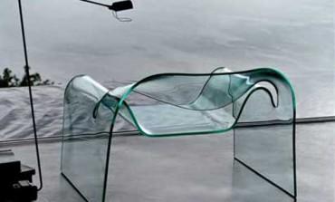 Per Fiam un outlet del vetro curvato
