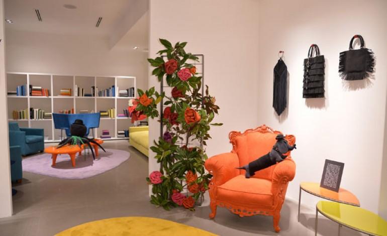 Alcantara, nuovo concept store a Milano