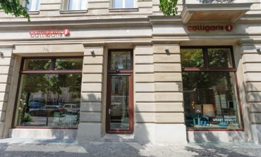 Calligaris, nuovo flagship a Berlino