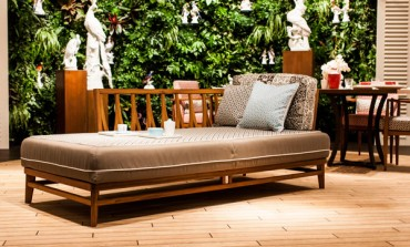 Meissen Couture pensa all'outdoor