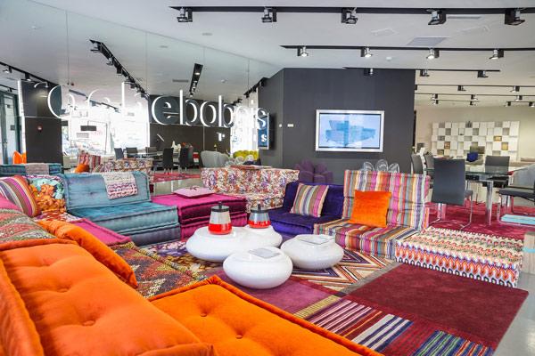 Roche bobois conquista bucarest pambianco design pambianco design - Vente privee roche bobois ...