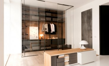 Primo showroom milanese per Albed