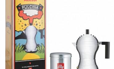 Alessi, Illy e il caffè di Pulcina