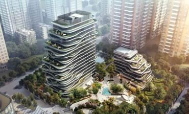 Armani/Casa a Pechino per un complesso 'green'