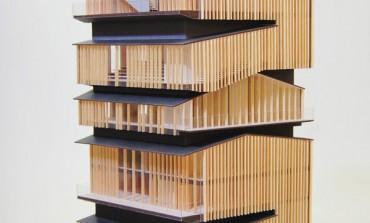 In Triennale modelli di architettura giapponese