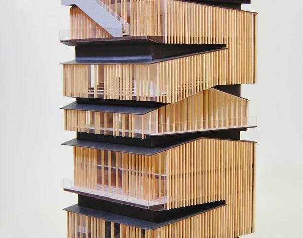 In triennale modelli di architettura giapponese for Architettura giapponese