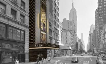 Sicis punta a Manhattan