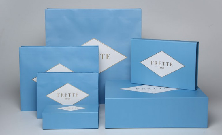 Rebranding per Frette