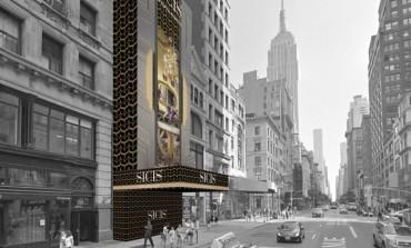 Sicis, 5 piani a New York