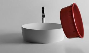 antoniolupi e il lavabo Catino