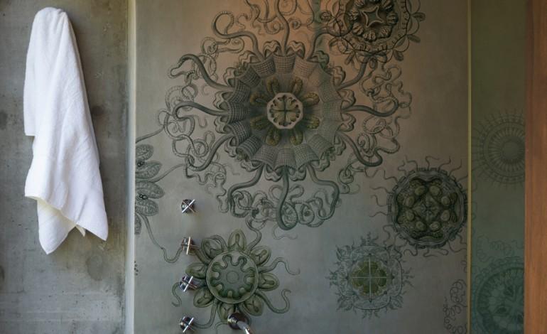 Wall&Decò riveste le pareti del bagno