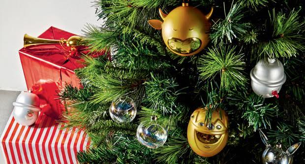 Alessi decora il Natale