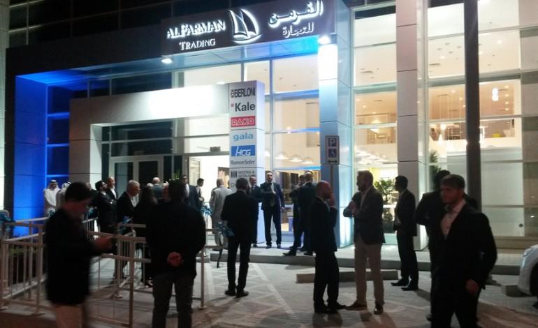 Berloni inaugura a Doha