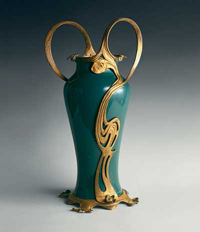 Arredi art nouveau in mostra a palazzo reale pambianco for Arredamento art nouveau