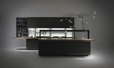 Valcucine, piano da trenta showroom