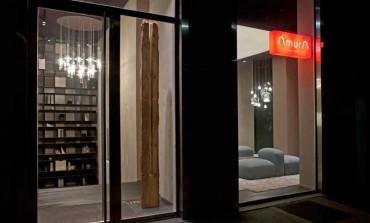 Amura, il brand parte da Milano