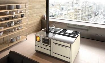Edilkamin debutta con la linea kitchen