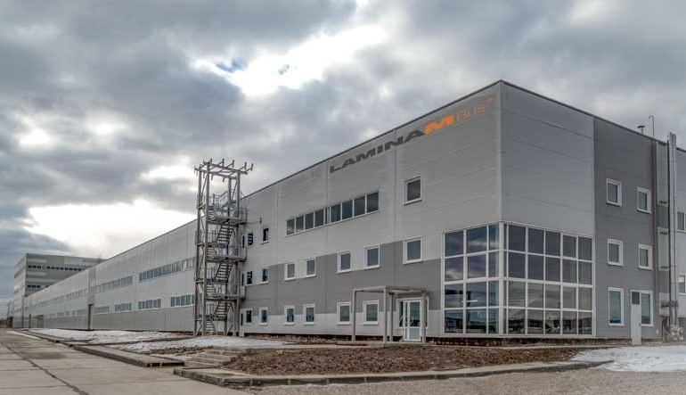 Laminam acquisisce la sede di Balabanovo