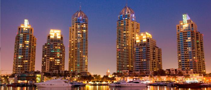 luogo di incontri a Dubai