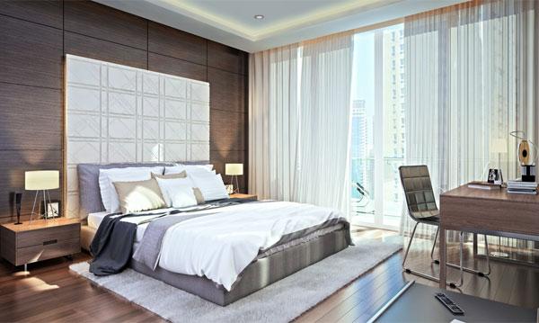 Dubai una nuova torre di appartamenti di lusso for Appartamenti di design
