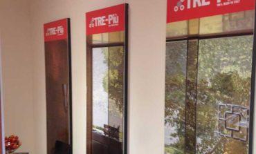 Da TRE-Più un nuovo sistema per interni