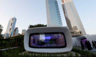 A Dubai costruito il 1° edificio con tecnologia 3D