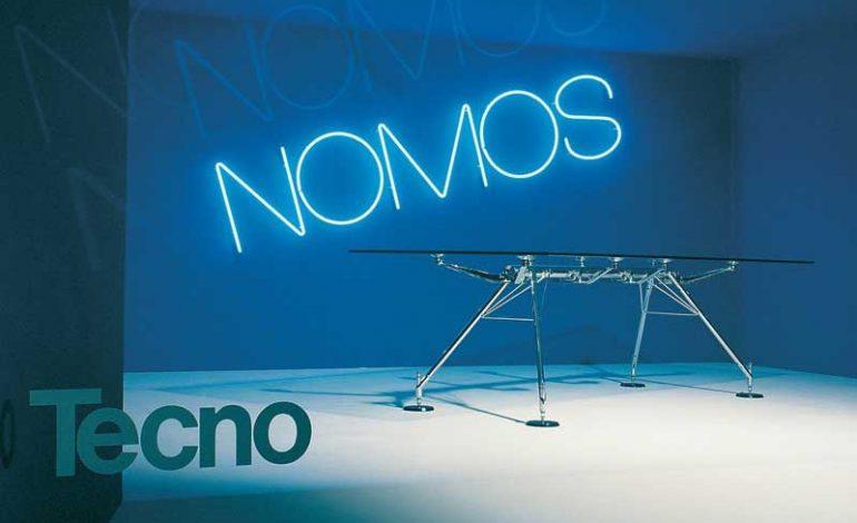 Nomos di Tecno in mostra a Londra