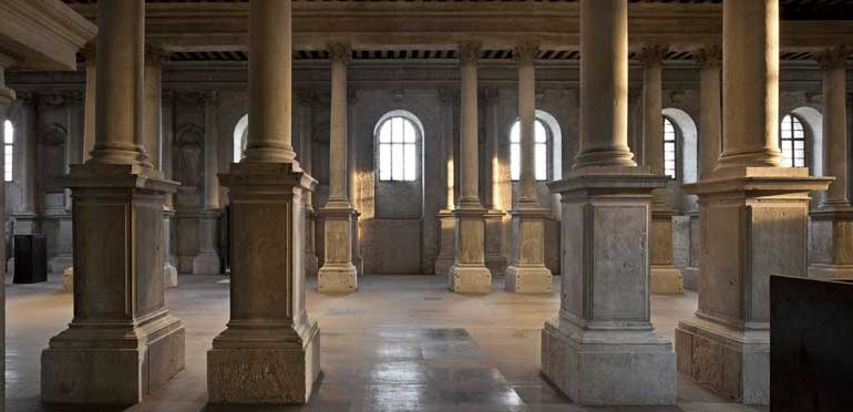 A Venezia l'architettura 'in azione'