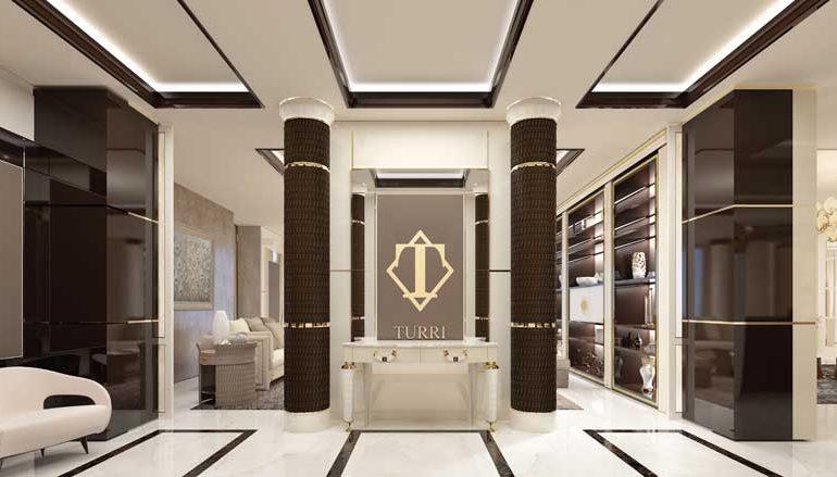 Nuovo showroom in Cina per Turri