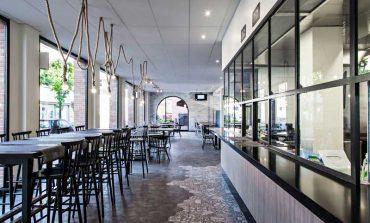 Dainellistudio per il ristorante Bluefish